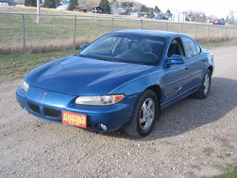 1999 Pontiac Grand Prix for sale in Ulm, MT