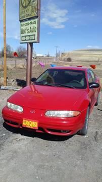 2003 Oldsmobile Alero for sale in Ulm, MT