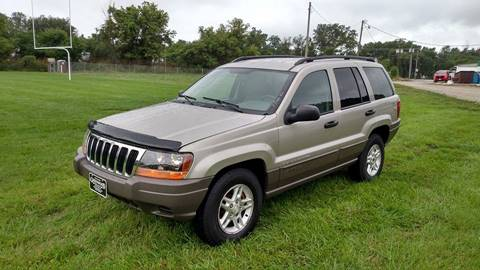 2003 Jeep Grand Cherokee for sale in Bellville, OH