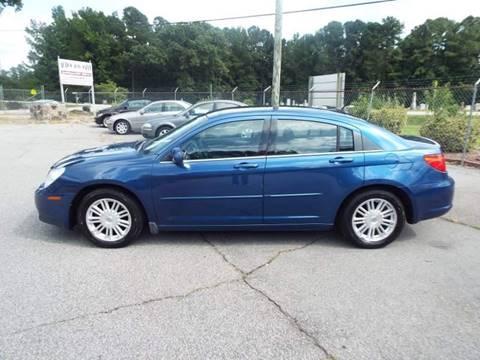 2009 Chrysler Sebring for sale in Wendell, NC