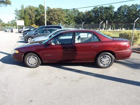 2002 Buick Century for sale in Wendell, NC
