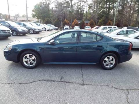2005 Pontiac Grand Prix for sale in Wendell, NC
