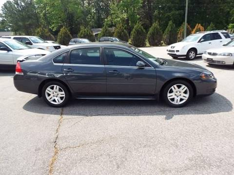 2011 Chevrolet Impala for sale in Wendell, NC