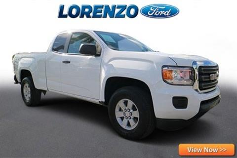 2015 GMC Canyon for sale in Homestead, FL