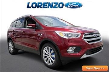 2017 Ford Escape for sale in Homestead, FL