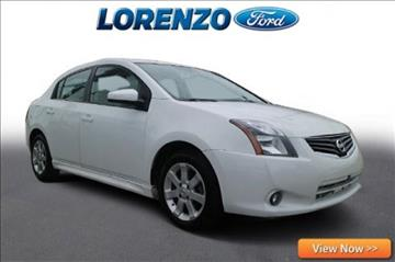 2012 Nissan Sentra for sale in Homestead, FL
