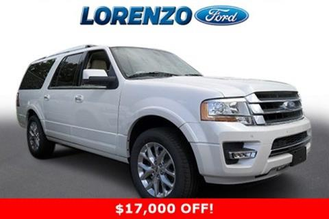 2017 Ford Expedition EL for sale in Homestead, FL