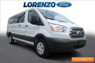2016 Ford Transit Wagon for sale in Homestead, FL