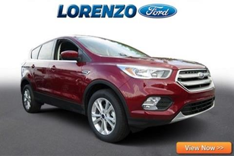 2017 Ford Escape for sale in Homestead, FL