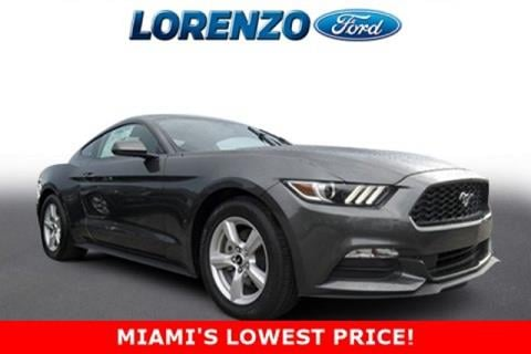 2017 Ford Mustang for sale in Homestead, FL