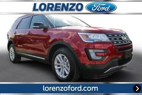 2017 Ford Explorer for sale in Homestead, FL