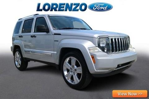 2012 Jeep Liberty for sale in Homestead, FL