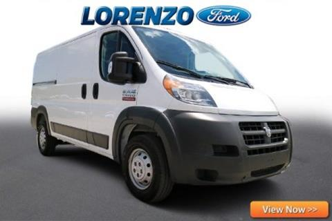 2017 RAM ProMaster Cargo for sale in Homestead, FL