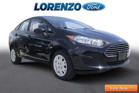 2017 Ford Fiesta for sale in Homestead, FL