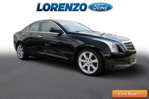 2013 Cadillac ATS for sale in Homestead, FL