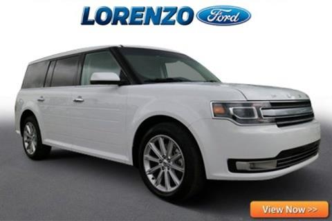 2017 Ford Flex for sale in Homestead, FL