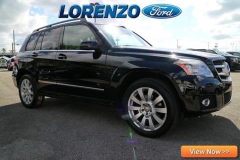 2012 Mercedes-Benz GLK for sale in Homestead, FL