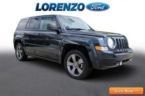 2015 Jeep Patriot for sale in Homestead, FL