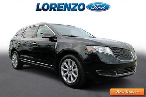2016 Lincoln MKT for sale in Homestead, FL