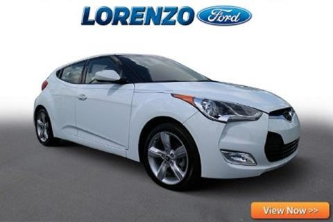 2014 Hyundai Veloster for sale in Homestead, FL