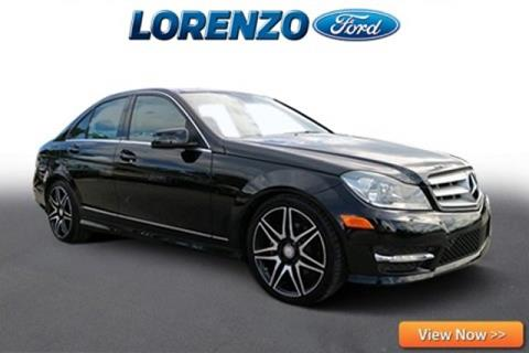 2013 Mercedes-Benz C-Class for sale in Homestead, FL