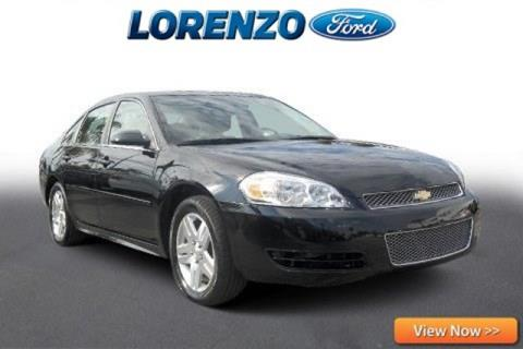 2015 Chevrolet Impala Limited for sale in Homestead, FL