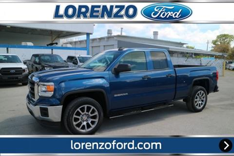 2015 GMC Sierra 1500 for sale in Homestead, FL