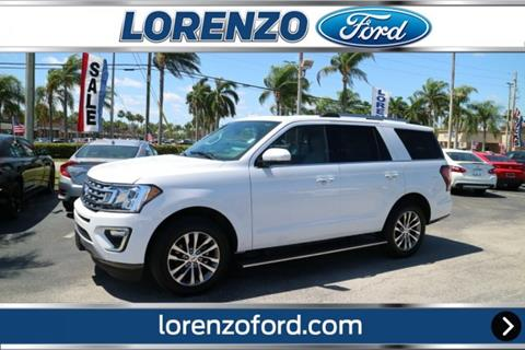 2018 Ford Expedition for sale in Homestead, FL
