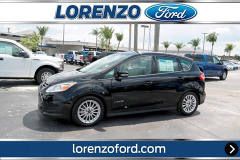 2017 Ford C-MAX Hybrid for sale in Homestead, FL