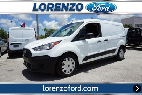 2019 Ford Transit Connect Cargo for sale in Homestead, FL