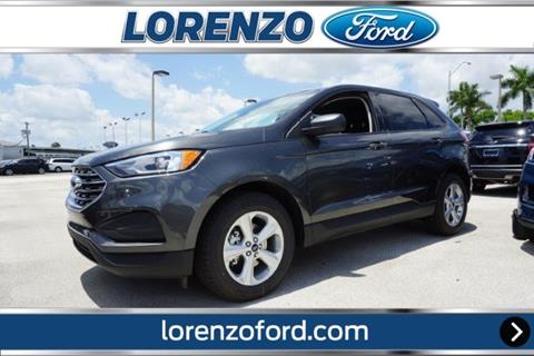 2019 Ford Edge for sale in Homestead, FL