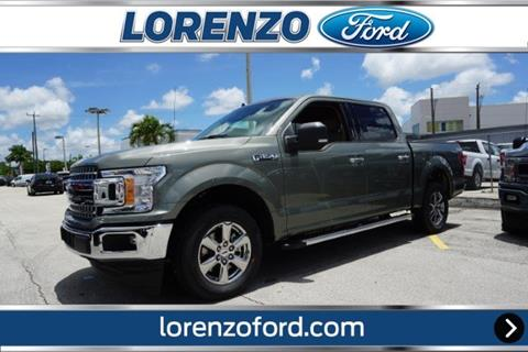 2019 Ford F-150 for sale in Homestead, FL