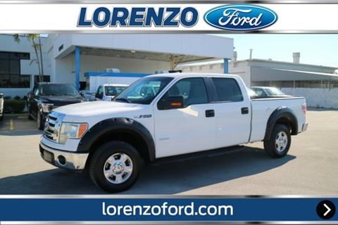 2011 Ford F-150 for sale in Homestead, FL