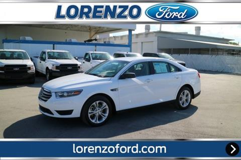 2017 Ford Taurus for sale in Homestead, FL