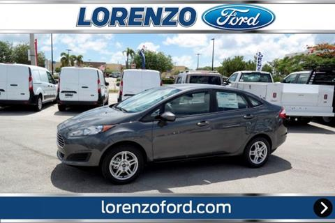 2019 Ford Fiesta for sale in Homestead, FL