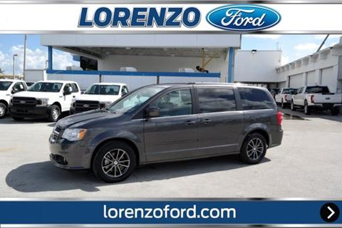 2017 Dodge Grand Caravan for sale in Homestead, FL