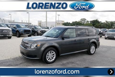 2019 Ford Flex for sale in Homestead, FL
