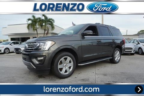 2019 Ford Expedition for sale in Homestead, FL