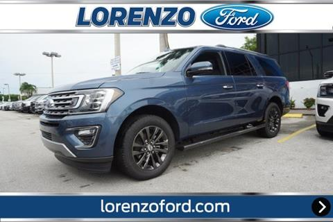 2019 Ford Expedition MAX for sale in Homestead, FL