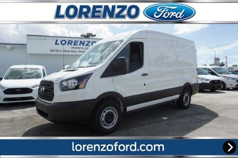 2019 Ford Transit Cargo for sale in Homestead, FL