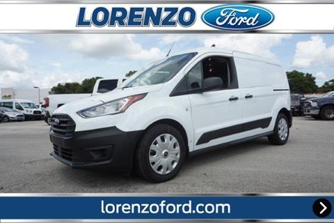 2020 Ford Transit Connect Cargo for sale in Homestead, FL