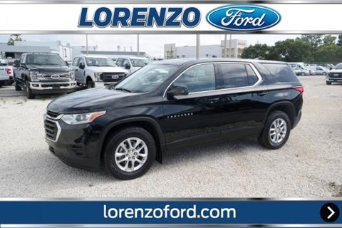 2019 Chevrolet Traverse for sale in Homestead, FL