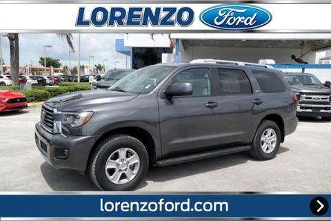 2019 Toyota Sequoia for sale in Homestead, FL