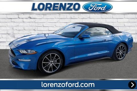 2019 Ford Mustang for sale in Homestead, FL