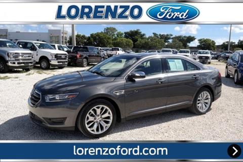 2019 Ford Taurus for sale in Homestead, FL