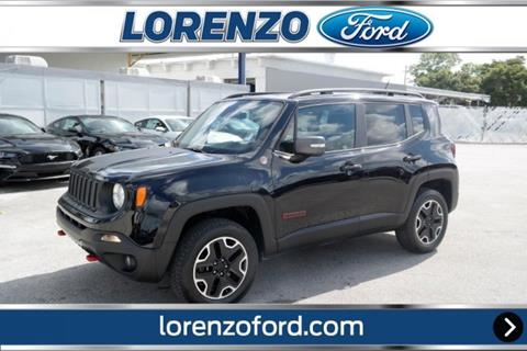 2016 Jeep Renegade for sale in Homestead, FL