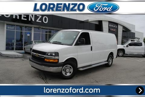 2018 Chevrolet Express Cargo for sale in Homestead, FL