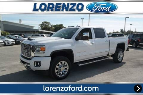2019 GMC Sierra 2500HD for sale in Homestead, FL