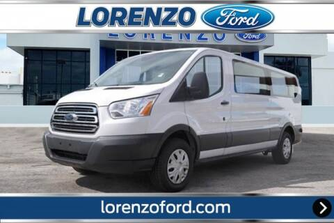 2018 Ford Transit Passenger for sale at Lorenzo Ford in Homestead FL