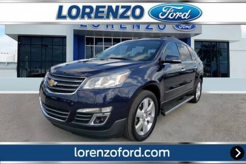 2015 Chevrolet Traverse for sale at Lorenzo Ford in Homestead FL